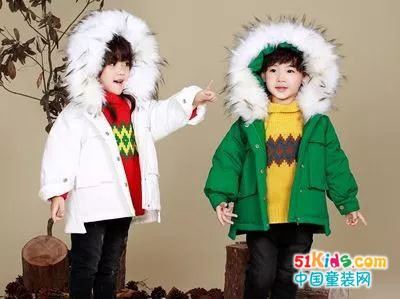 冬季上新丨承包孩子整个冬日的温暖!
