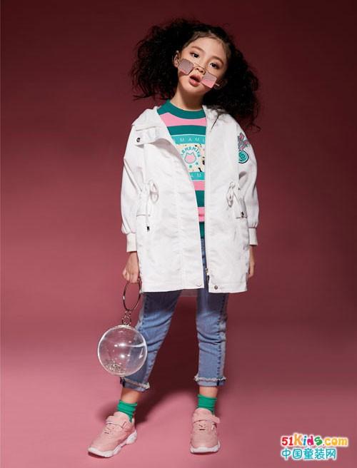 玛玛米雅童装 童年的趣味性没有边际