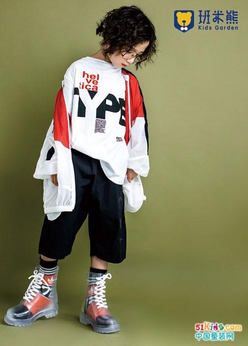 班米熊童装的时尚与雅致 追求大牌的脚步不停止