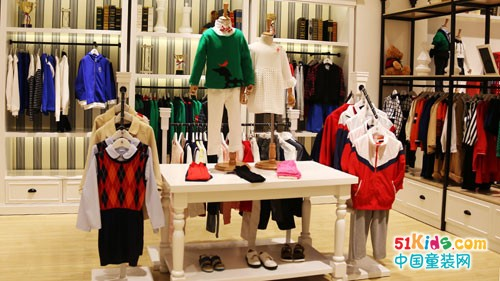 伊顿风尚童装加盟 高端品质助力生意兴隆