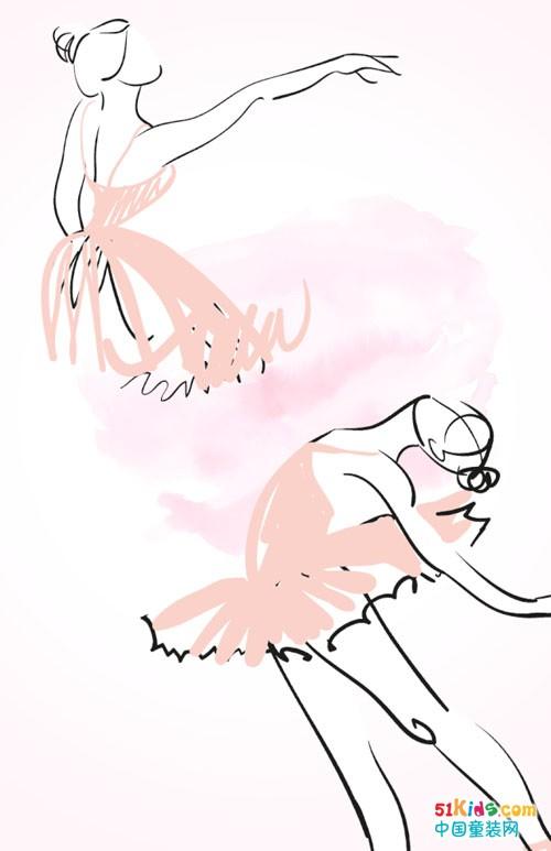 女孩子的芭蕾舞梦,从一件裙子开始