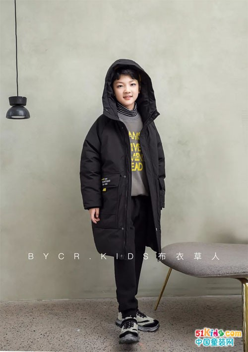 B.YCR布衣草人丨冬季的王炸单品竟然是TA!