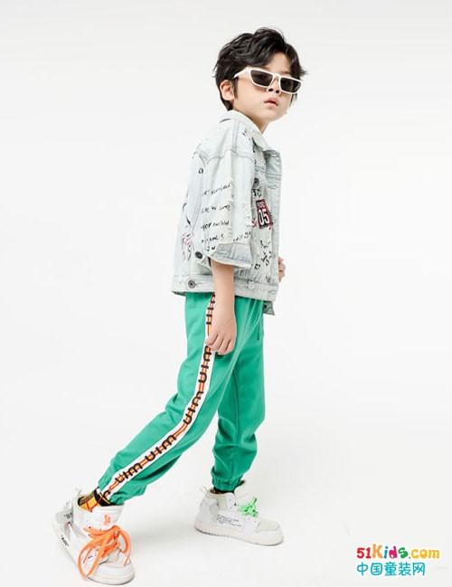 嗒囜品牌童装 为宝妈穿出时尚小可爱范