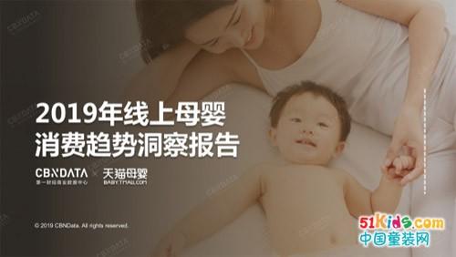 2019線上母嬰行業五大消費趨勢丨CBNData報告