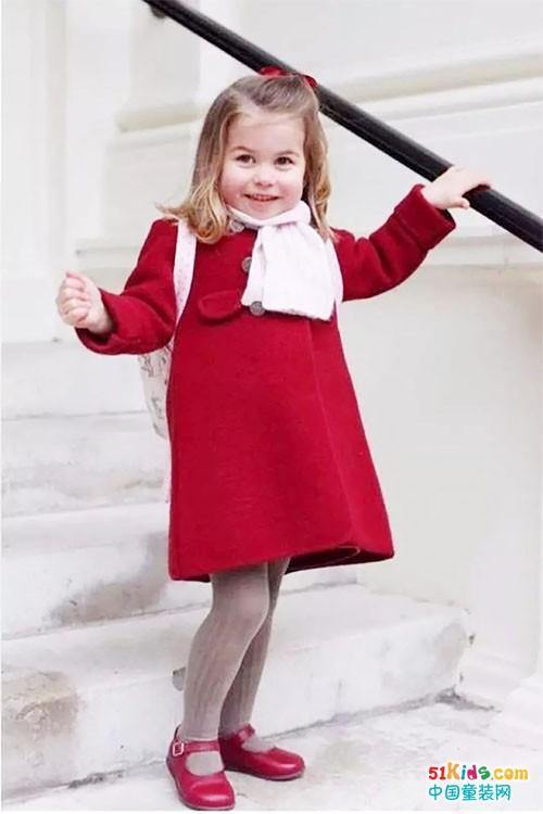 小公主和小王子都爱穿的大衣!