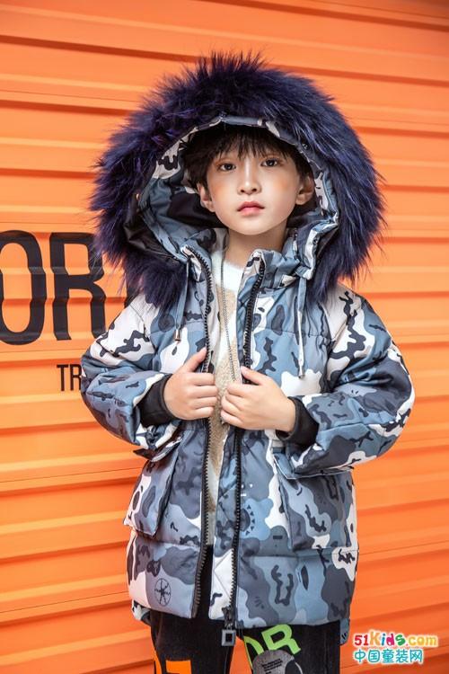 小鬼当家童装 为小朋友们提供个性穿搭风格
