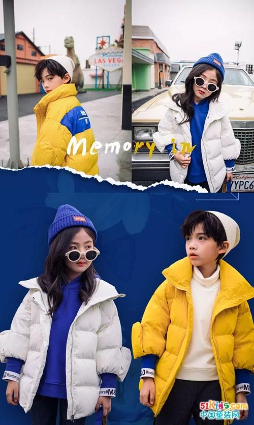 两个小朋友MemoryIn:羽绒型格成双,解锁冬日爱意