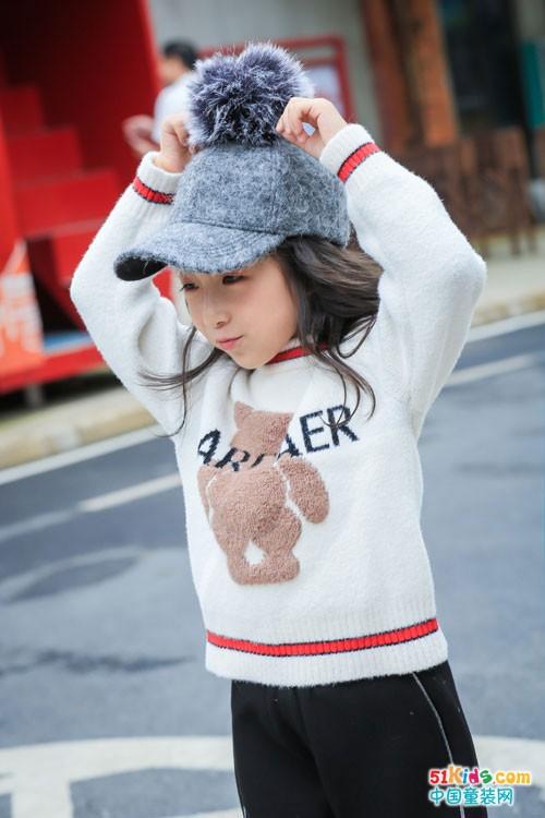 塔哒儿童装 最喜欢你萌萌哒的可爱模样