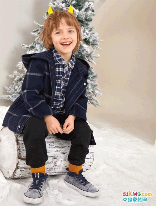 穿上喜愛的衣衣迎接2019的初雪