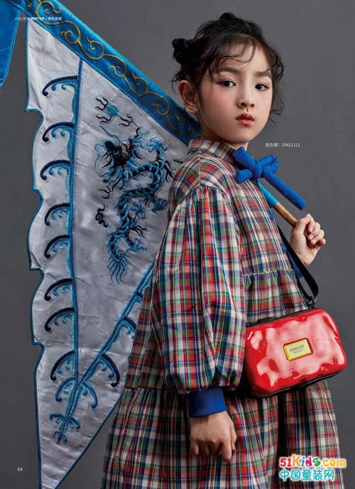 JOJO童装 深具文化底蕴,引领摩登时尚
