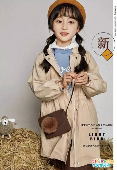 清新甜美的可爱小森系风格 尽在海贝童装