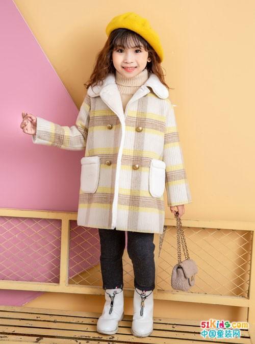 小鬼当家童装 冬装也可以如此任性的美丽