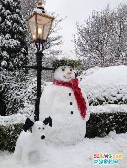 感冒不怕!给孩子穿美点,穿暖点!