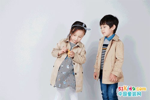 班米熊丨中大童这么穿,时尚快人一步!