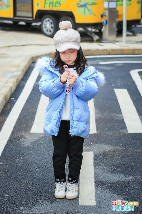 塔哒儿童装 穿出优雅精致小可爱范