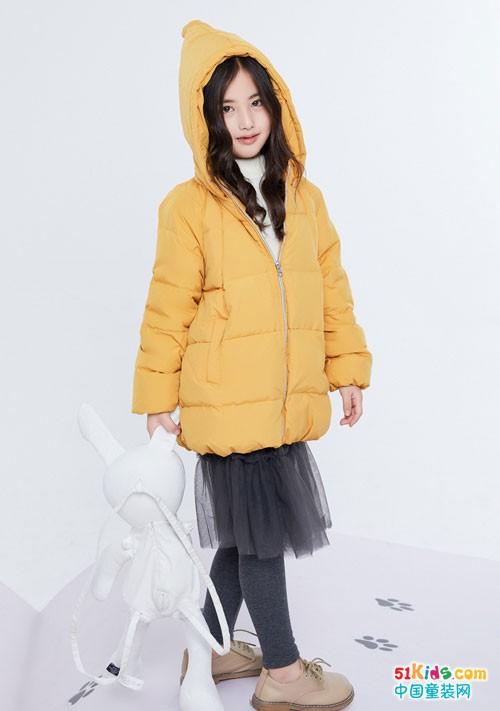 海贝童装 给你冬天最暖心的礼物