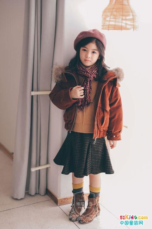 维尼叮当童装 怎么穿都是美好可爱的模样