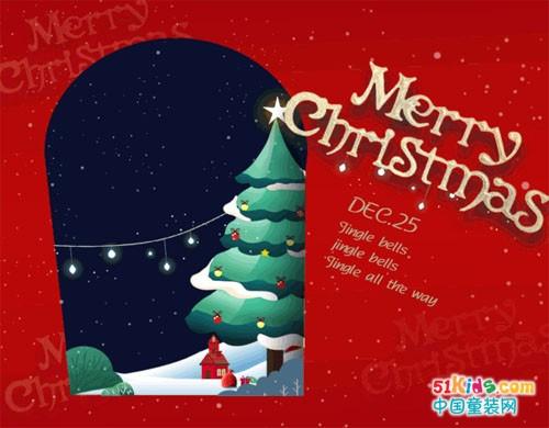圣诞PARTY上1秒脱颖而出的#圣诞色#