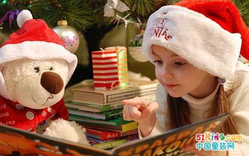 快乐精灵:今年的圣诞礼物在哪里呢?