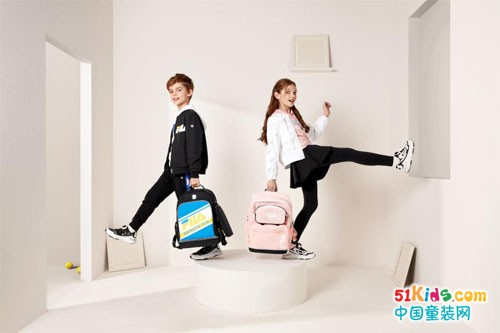 FILA KIDS PACK YOUR STYLE 装点潮童个性新年