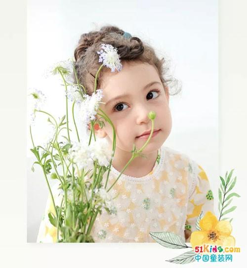可拉比特婴童装 我和春天去约会