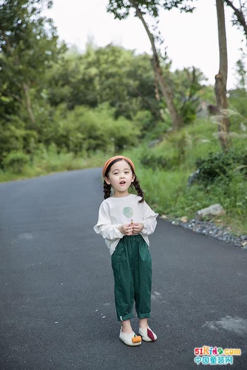 安米莉童装丨藏着讲不完的美好故事