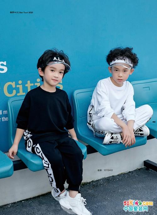JOJO童装2020春夏上新 穿出古典与时尚结合运动风