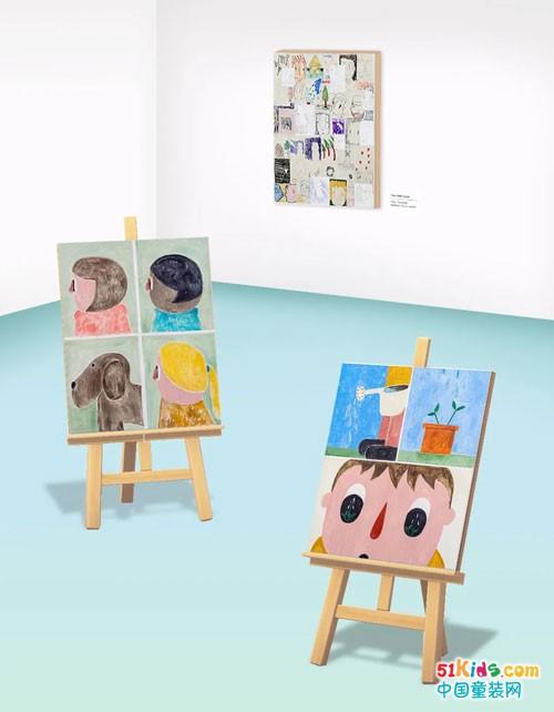 马拉丁艺术家合作系列 | 岛上住着可爱的小朋友们