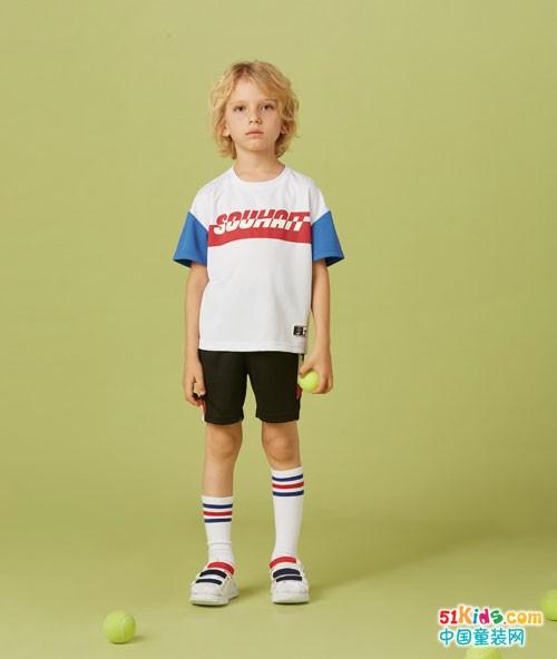 穿上舒适时尚的水孩儿王中王鉄算盘开奖结果童装 这个夏天才算完美