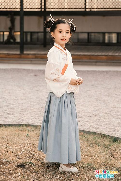 今兮古兮品牌童装 原创国风服饰到底有多美