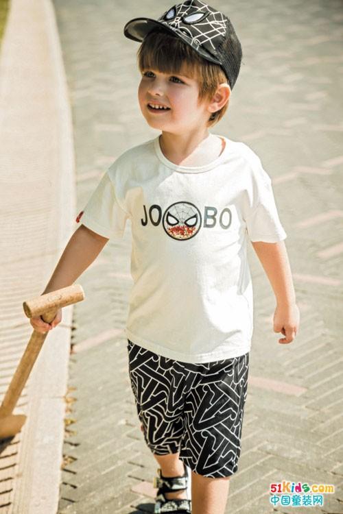 啾比乐2020夏童装 是小朋友喜欢的样子