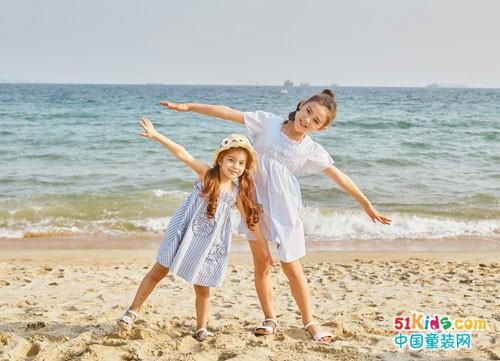 巴柯拉品牌童装 书写自然时尚之美