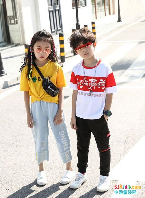 班吉鹿童装加盟 都市时尚潮童首选的潮服品牌