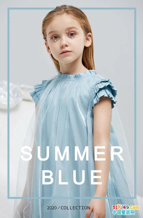 深藏blue的瑞比克蓝,惬意自在的视觉享受