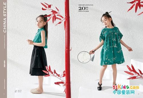 JOJO童装 文化与经典的碰撞,穿出孩子的中国范