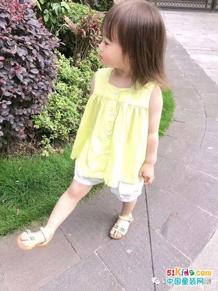 浪漫的可米芽连衣裙,这个夏天不容错过
