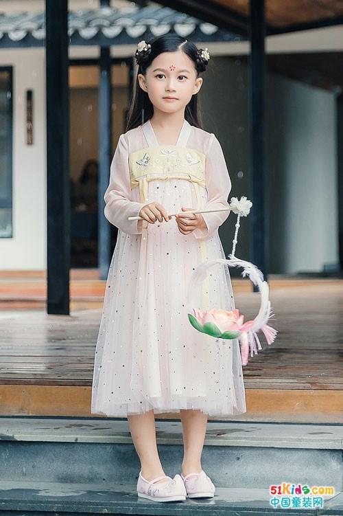 今兮古兮国风童装加盟 让更多小朋友认识国风服饰之美