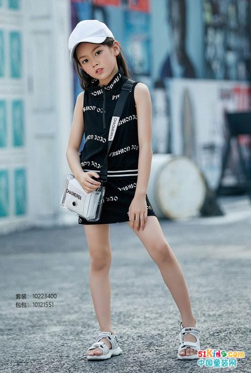 JOJO潮牌童装 演绎潮酷服饰文化,帅气出行