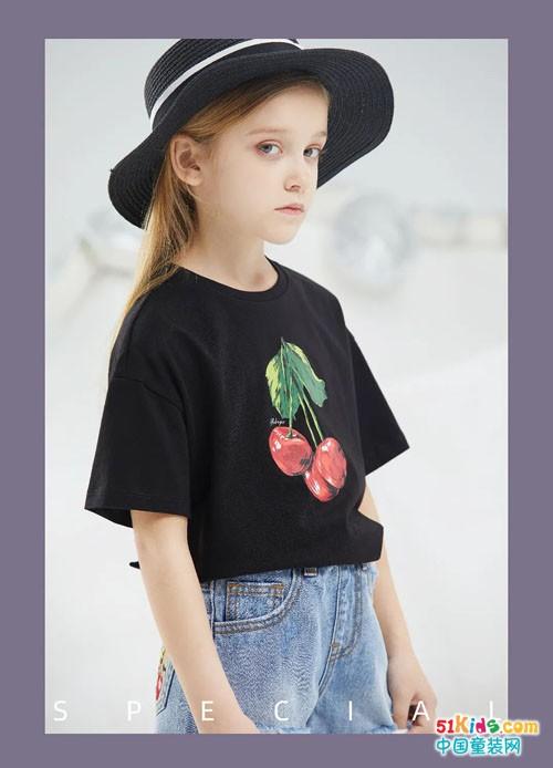 樱桃物语丨夏季限定的车厘子女孩