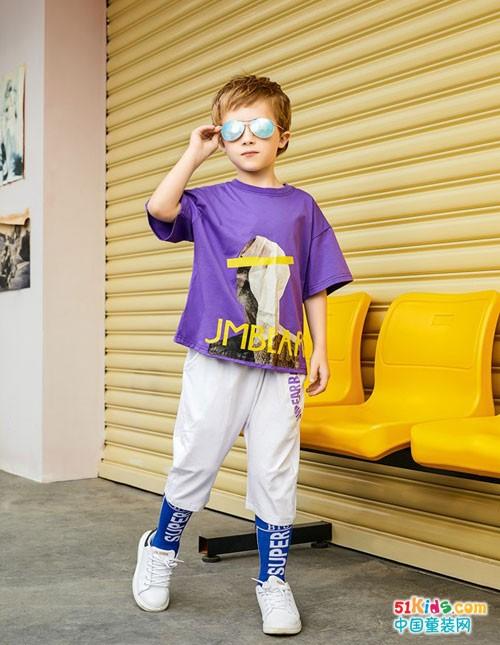 杰米熊童装,魔术般的好奇心、想象力和创造力
