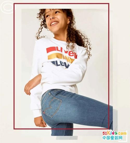 秋季上新 | Levis Play Logo,玩转个性潮流