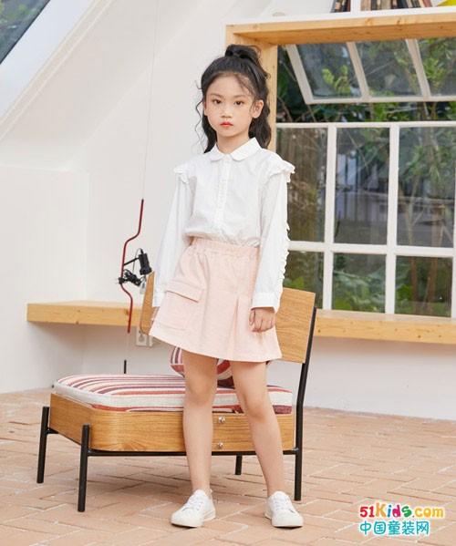 啾比乐2020秋季新品童装上市,都是小朋友喜欢的样子