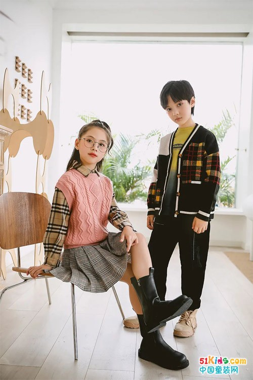 新品上市丨初秋来临,时尚酷盖BACK TO SCHOOL