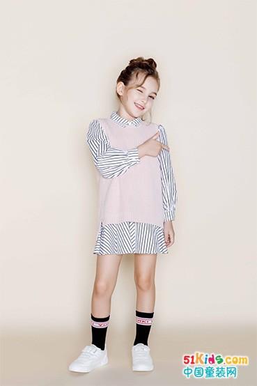 高品质休闲童装的典范 还是诺贝达童装