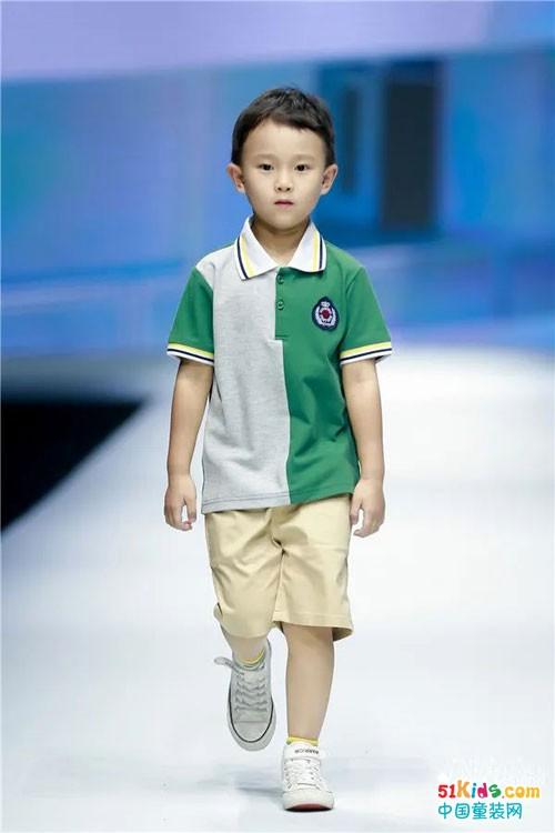 2020中国国际儿童时尚周丨校服流行趋势发布会——中国石狮展示校服产业的新高度