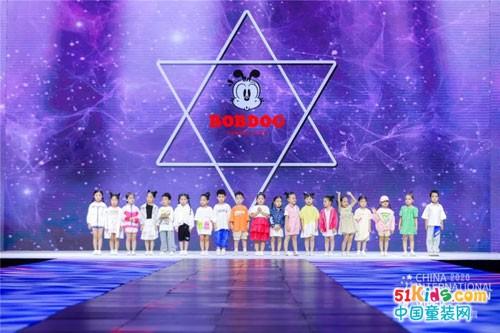 2020中国国际儿童时尚周BOBDOG巴布豆闪亮登场 演绎新运动、新起点