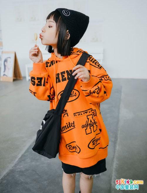 在金秋时光里,感受卡琪屋童装2020秋季新品的魅力