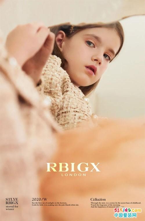 RBIGX瑞比克2020秋冬新品,编织一场华丽冒险