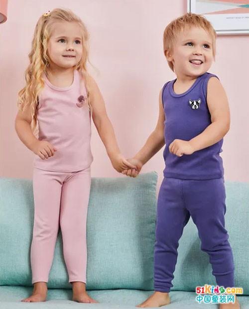 三秒触感面料丨孩子的保暖内衣真的够暖吗?