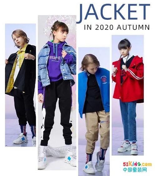 少年秋天的第一件夹克,打造阳光率性少年
